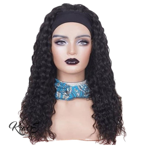 Perruque Naturelle Bandeau - Monica (Headband Wig)