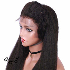 Perruque Naturelle - Magui (Full Lace Wig)