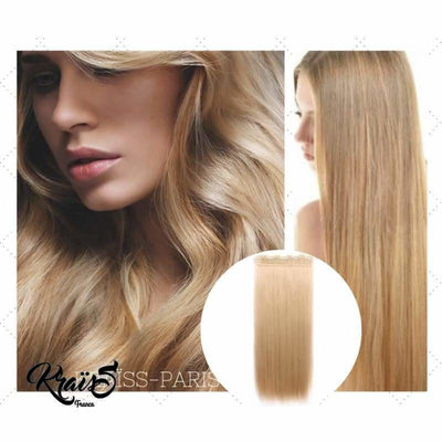 Extension à clip Blond (#22) - KraïSS, Tissage, extensions et perruques naturelles