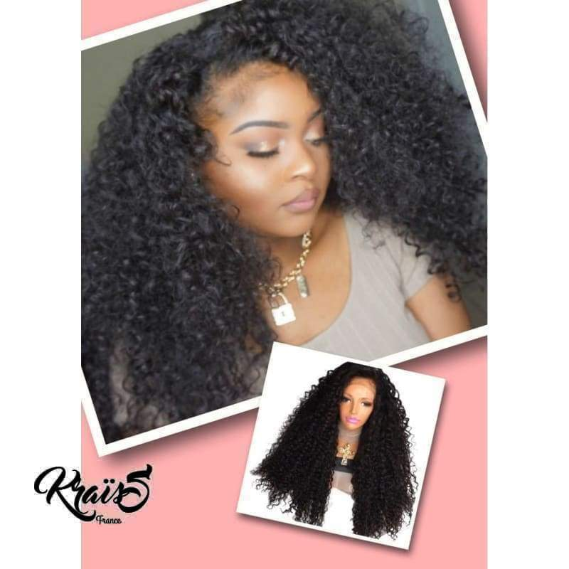 Perruque Naturelle Afro Fama (Lace Wig) 250%