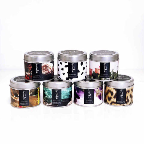 Fully branded private label candles | The Luxe Candle Co