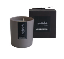 SCENTED CANDLE . SEVILLE ORANGE . GREY
