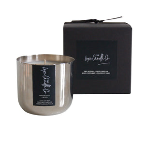 FRANKINCENSE . SIGNATURE SCENTED CANDLE . CHOOSE YOUR COLOUR