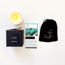 Beautifully packaged Ibiza holiday scented candle