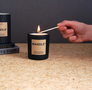 luxury candle gift for a man this Christmas or Fathers Day