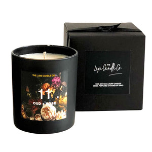 Maximalist Inspired scented candle