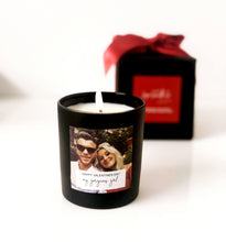personalised candles from The Luxe Candle Co. Artisan luxury candle gifts