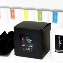 RAINBOW SIGNATURE SCENTED CANDLE
