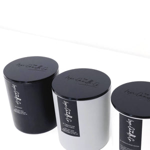 GREY . SIGNATURE COLLECTION . SCENTED SOY CANDLE . CHOOSE YOUR FRAGRANCE