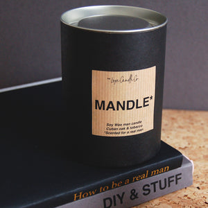 Mandle candle luxury gift box