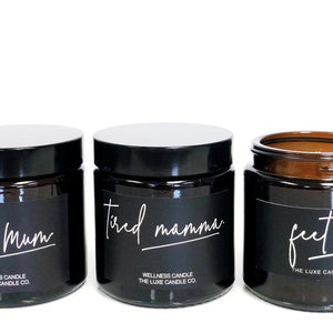 Soy Wax Candles for Mum | The Luxe Candle Co