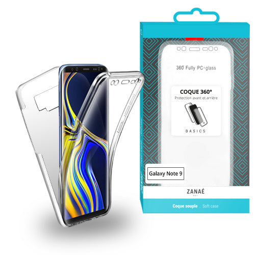 Coque 360 SAMSUNG GALAXY Note 9