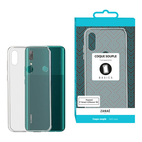 COQUE SOFTGEL HUAWEI P SMART Z
