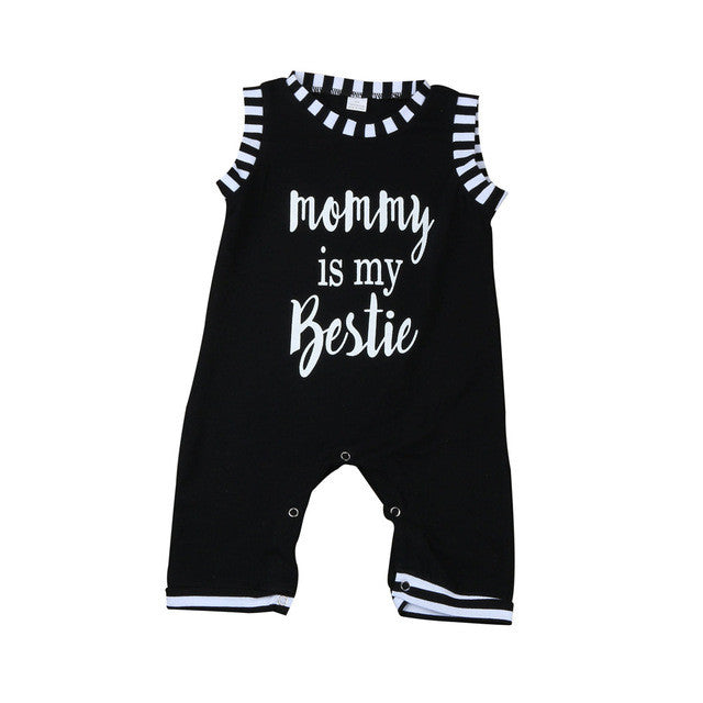 Mommy is my Bestie Romper