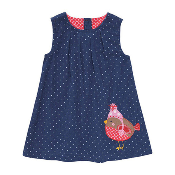 Cold Birdie Dress