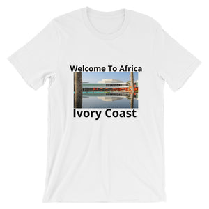 Ivory Coast Short-Sleeve Unisex T-Shirt