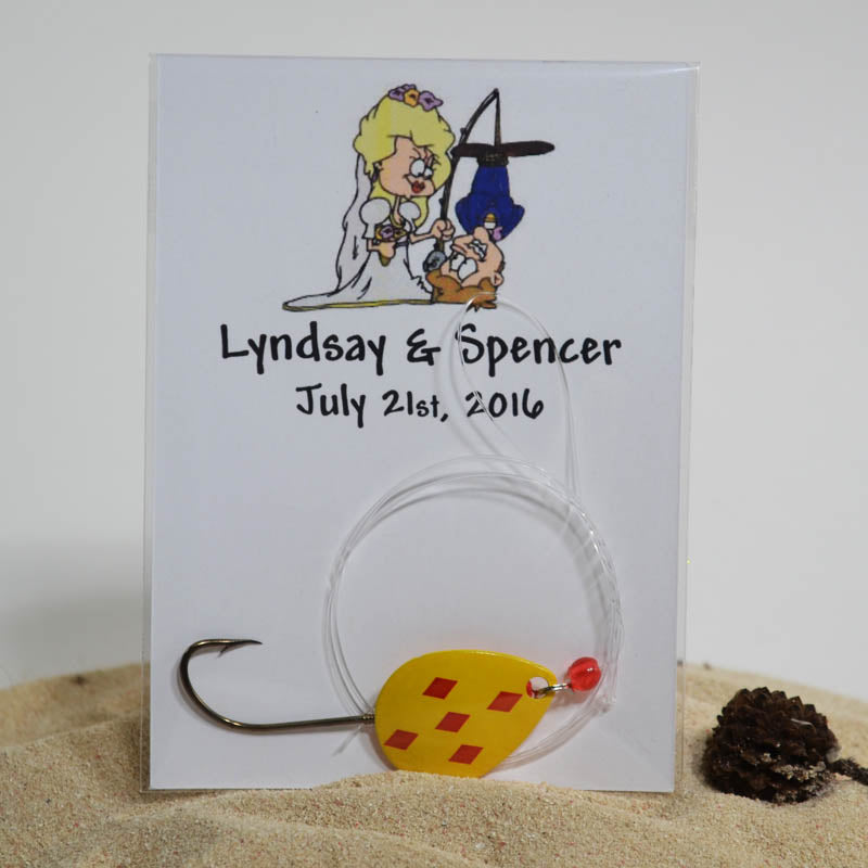 Fun Wedding Favors | Your Perfect Catch