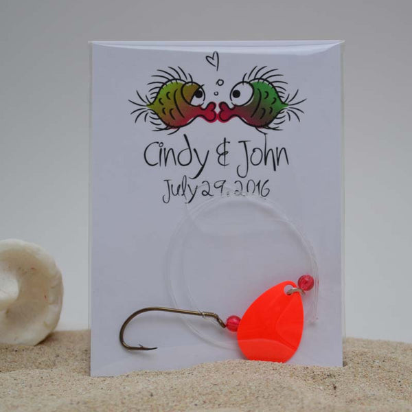 Fun Wedding Favors - Your Perfect Catch