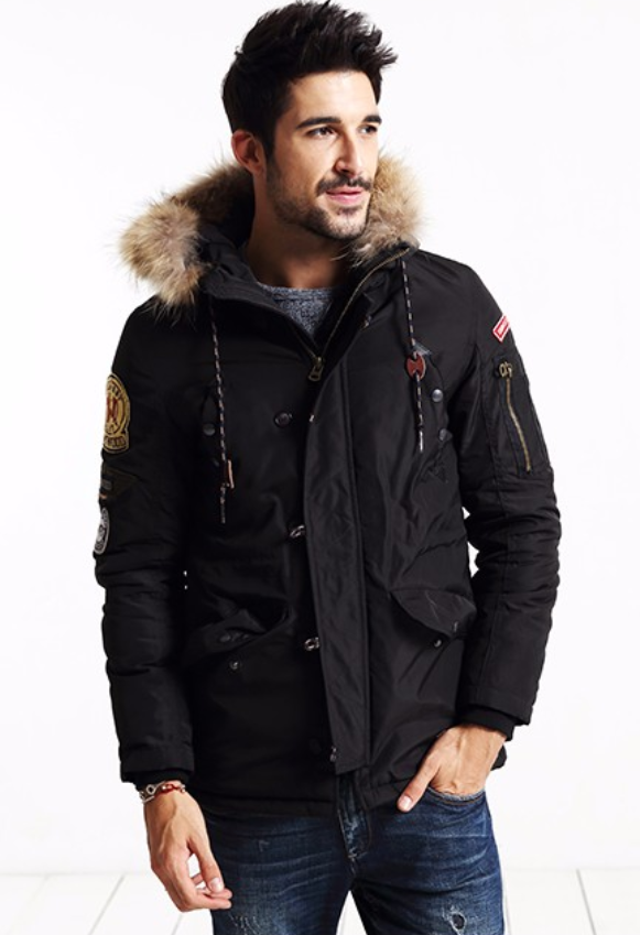 Parka Fur Jacket