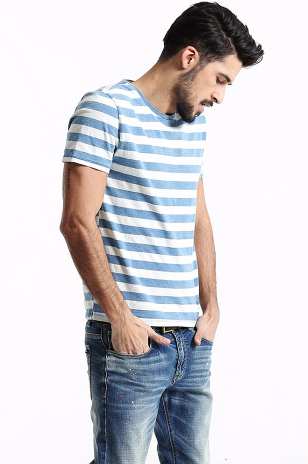 Summer Striped T-Shirt