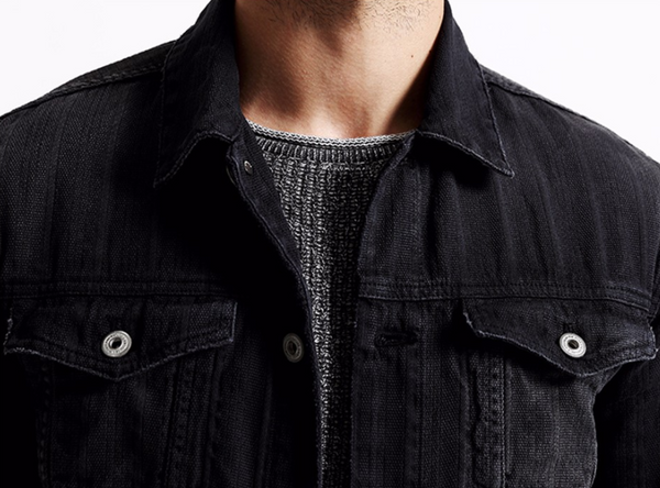 Denim Slim Jacket