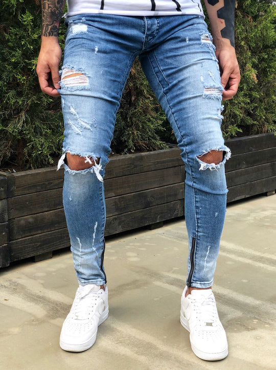 Ripped Ultra Jeans