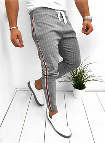 Modern Striped Pants