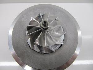 VF30 VF35 VF37 VF39 VF43 VF48 VF52 CHRA with Billet MFS high performance compressor wheel.