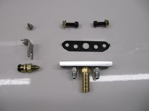 VKLR Oil & Water pipe fitting kit GTB2260VKLR inc Gasket