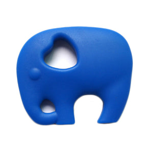 Elephant Teether - Blue