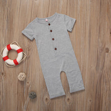 Button up onesie