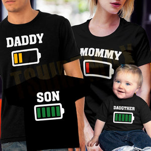 Family Matching Tshirt