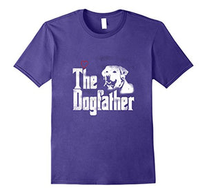 Mens The Dogfather Shirt
