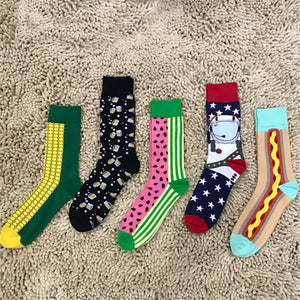 Fun Food Socks