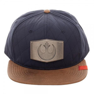 reputable site d4426 a898b Star Wars Han Solo Inspired Snapback