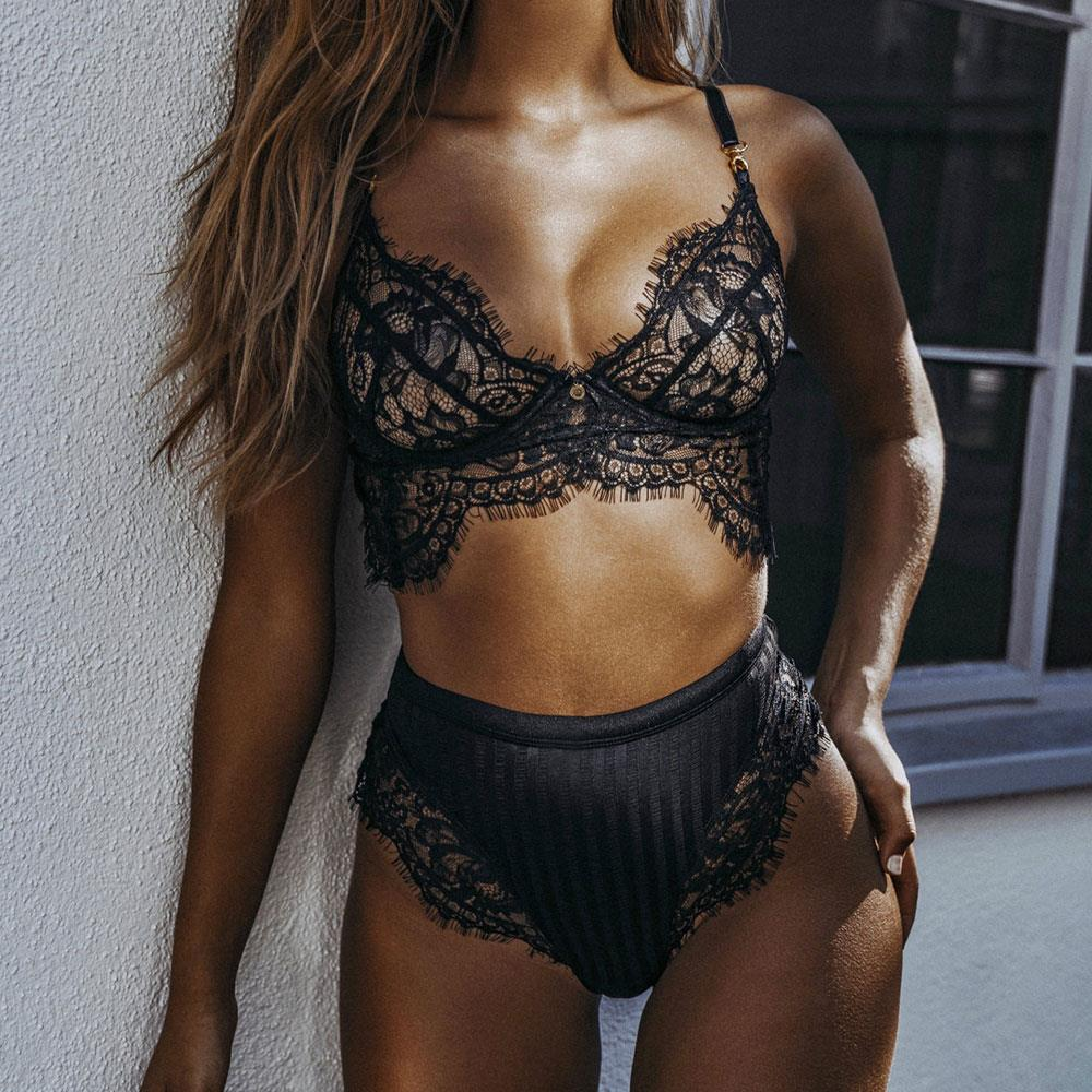 Make Them Jealous Lingerie Set