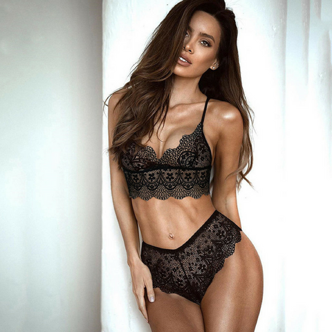 Perfect Strangers Lingerie Set