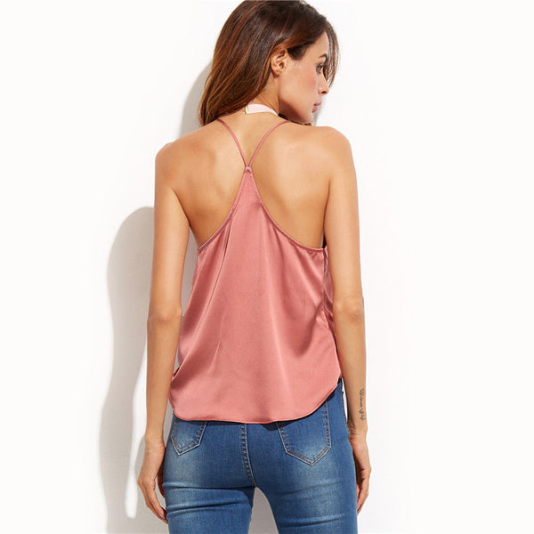 Satin Lover Top