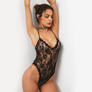 Honey Lace Bodysuit
