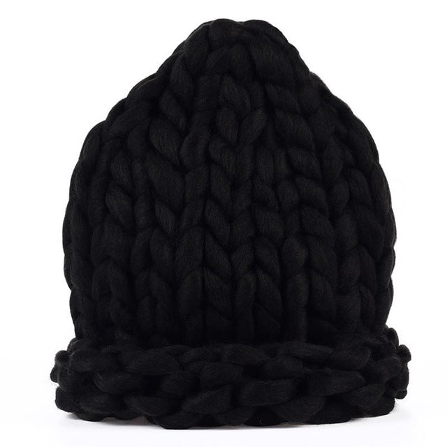 The Chunky Hat - Black
