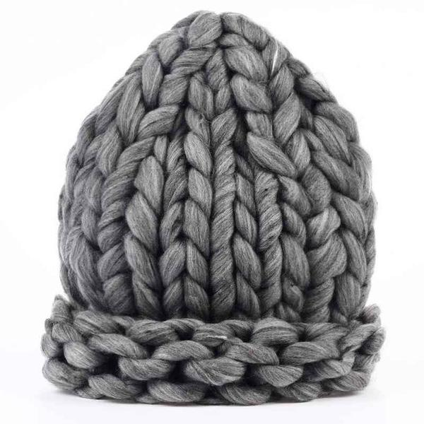 The Chunky Hat - Dark Gray