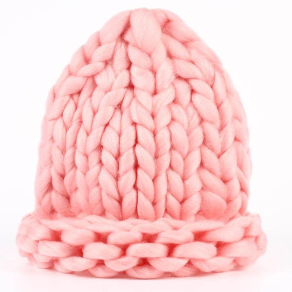 The Chunky Hat - Pink