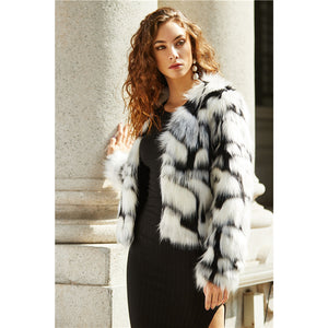 Fur Me Baby Faux Fur Jacket