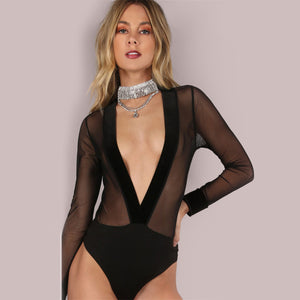Show And Never Tell Bodysuit