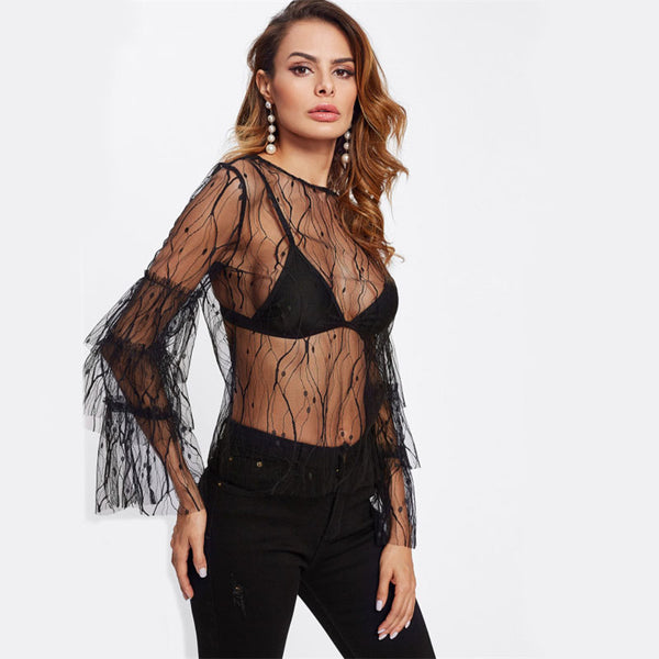 Steal your Boyfriend Lace Top