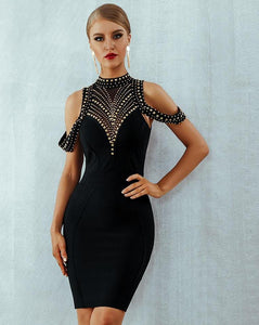 'Emery' Celebrity Evening Party Dress