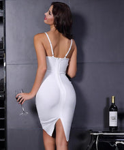 Sexy Spaghetti Strap Bandage Dress