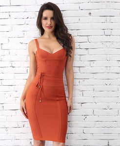 Spaghetti Strap Night Out Dress