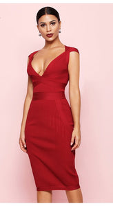 'Kate' Hot Celebrity Runway Evening Party Dress