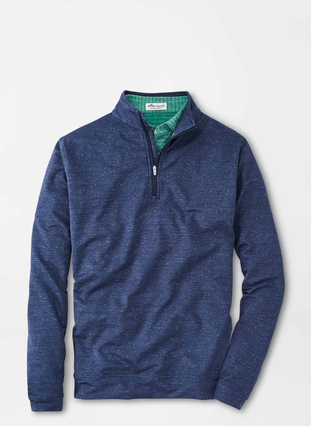 Peter Millar Space Dye Perth Performance Pullover MF20EK40F